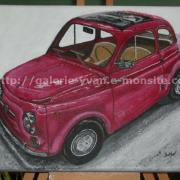 006 Fiat 500 de 1960