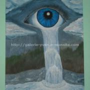 014 Oeil qui pleure en cascade