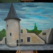 Chateau du Perret ou chateau Bayard