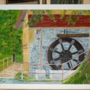 moulin Lapérouse à Saint Ondras