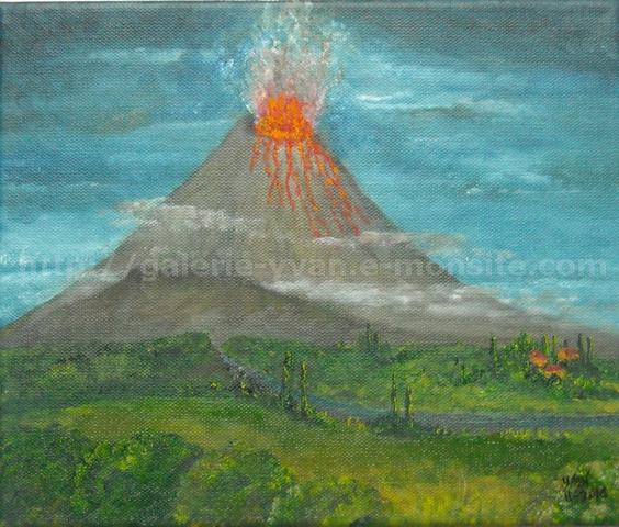 054 Eruption
