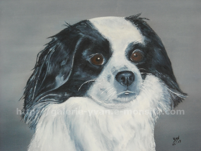 057 Petite chienne Poupette